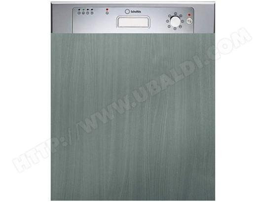 Scholtes lvx1246ix lave vaisselle integrable 60 cm - Lave vaisselle scholtes encastrable ...