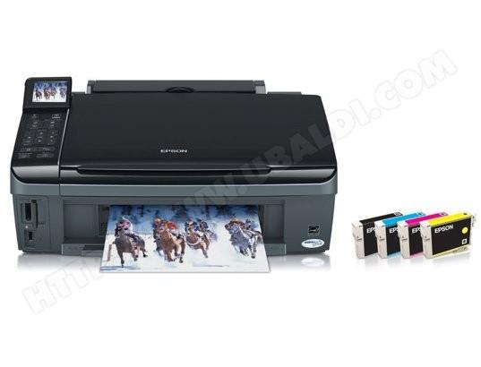 Imprimante multifonction jet d'encre EPSON SX510W