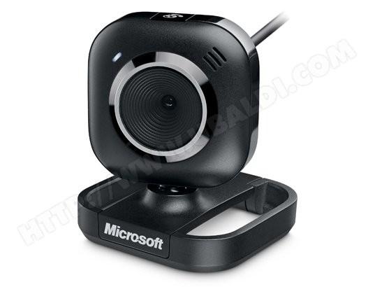 Webcam MICROSOFT Life Cam VX 2000 à -35%