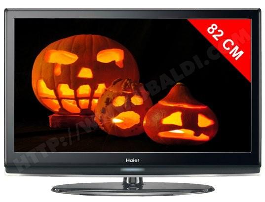 Téléviseur LCD 82 cm HAIER LT32K1