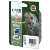 Cartouche dencre EPSON T0796 Magenta clair