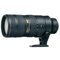 Objectif Reflex NIKON AF S VR II 70 200 mm f28 G