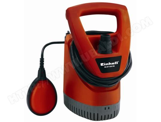 Pompe d'évacuation eaux claires EINHELL RG-SP 300 RB
