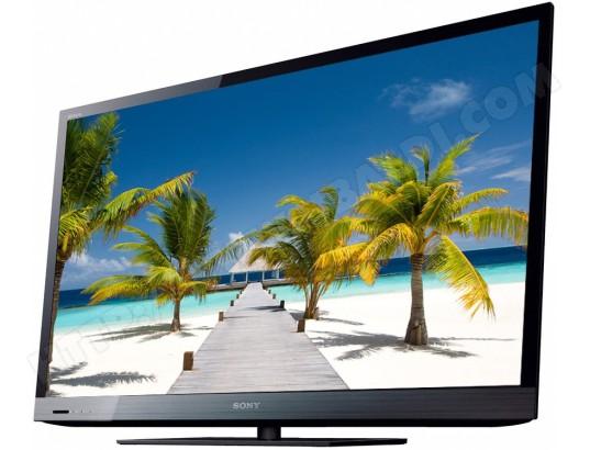 Téléviseur LED 102 cm Full HD SONY KDL40EX521