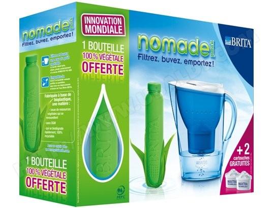 Carafe BRITA MARELLA Pack NOMADE 1006916