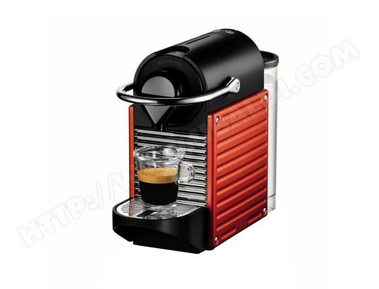 Nespresso KRUPS YY1202FD PIXIE rouge