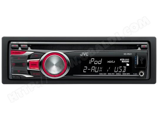 Autoradio JVC KDR521E