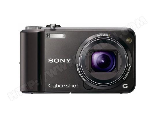 Appareil photo numérique compact SONY CyberShot DSC-H70 noir