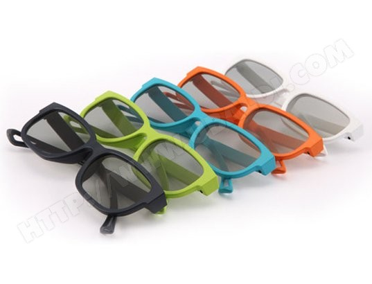 Lunettes 3D LG AG-F215 Party Pack