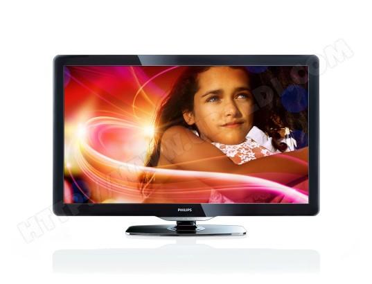 Téléviseur LCD 107 cm Full HD PHILIPS 42PFL4606H/12
