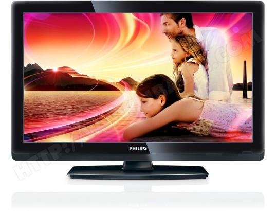 Téléviseur LCD 56 cm PHILIPS 22PFL3606H/12