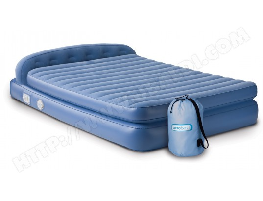 Matelas gonflable aerobed airbed lasting confort pas cher - Matelas gonflable confort ...