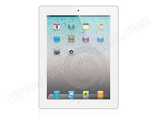 Tablette PC APPLE iPad 2 Wifi 16 Go blanc