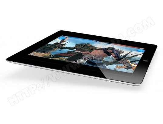 Tablette PC APPLE iPad 2 Wifi 16 Go noir