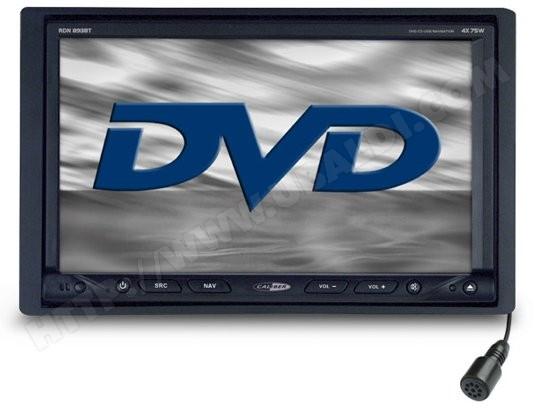 Autoradio GPS CALIBER RDN893BT DVD/GPS