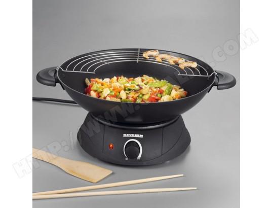 cuisine au wok achat wok electrique prix discount. Black Bedroom Furniture Sets. Home Design Ideas