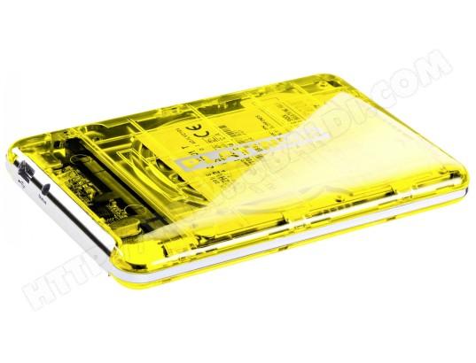 Disque dur externe PLATINUM MyDrive 500 Go jaune