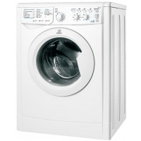 Lave linge sechant Frontal INDESIT IWDC6125