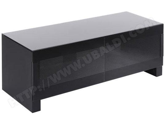 meuble tv noir 3. Black Bedroom Furniture Sets. Home Design Ideas