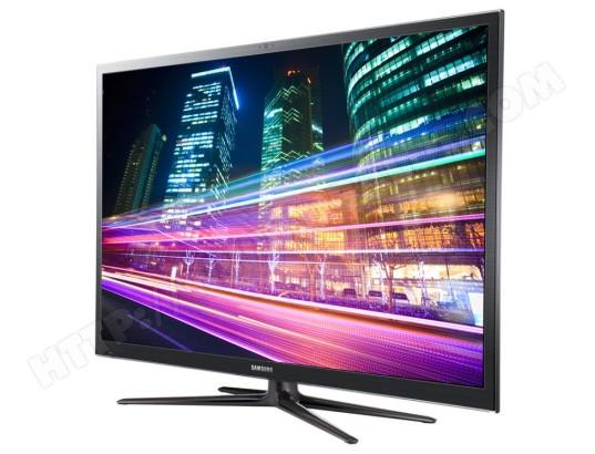 Un Téléviseur plasma 162 cm Full HD 3D SAMSUNG PS64E8000