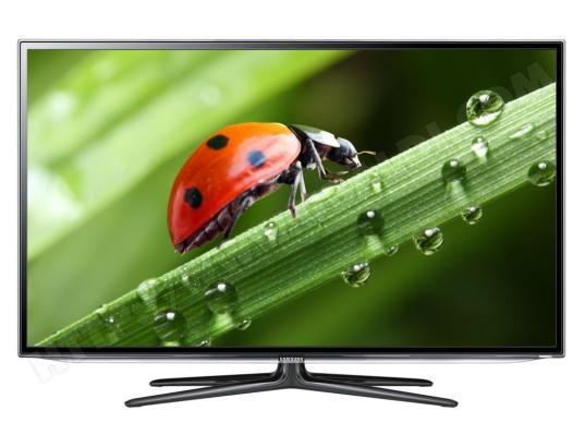 Téléviseur LED 117 cm Full HD 3D SAMSUNG UE46ES6300
