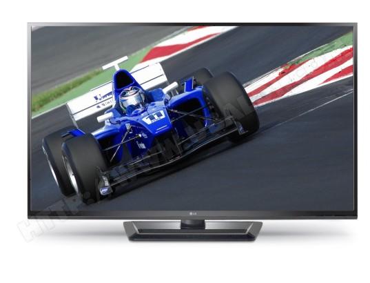 Un Téléviseur Plasma 127 cm LG 50PA4500