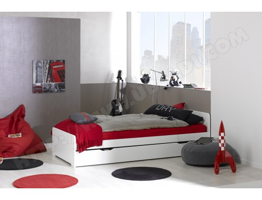 acheter lit gigogne enfant pas cher lits gigones contemporain. Black Bedroom Furniture Sets. Home Design Ideas