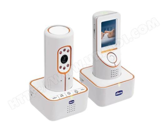 Ecoute bébé vidéo CHICCO Baby Control Video Digital Plus
