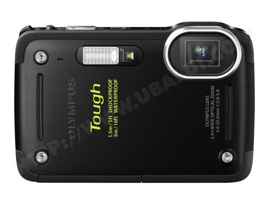 Appareil photo numérique compact OLYMPUS Tough TG 620 noir