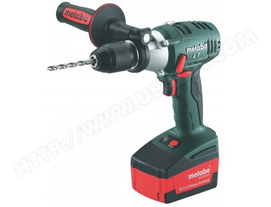 Perceuse - visseuse à percussion sans fil METABO SB 18LT 1.5 Ah