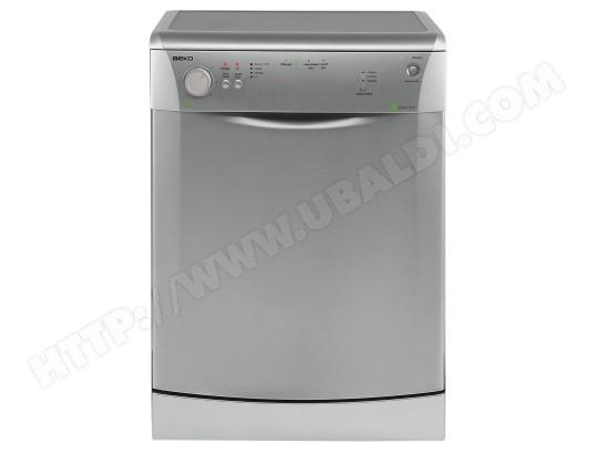 Un lave vaisselle 60 cm BEKO DFN243S