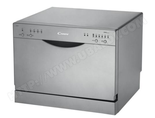 Un mini lave vaisselle CANDY CDCF6ES