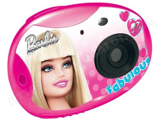 Appareil photo numérique Barbie