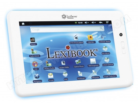Tablette tactile enfant LEXIBOOK MFC158FR