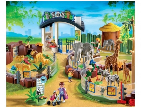 achat zoo playmobil pas cher gamme playmobil zoo. Black Bedroom Furniture Sets. Home Design Ideas