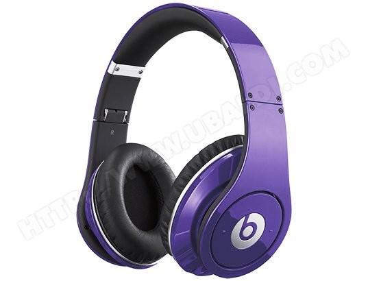 casque violet