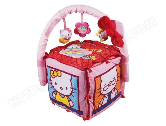 Tapis du0026#39;u00e9veil VTECH Centre d eveil Hello Kitty - 125005 Pas Cher ...