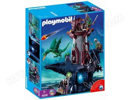 PLAYMOBIL 4836 - Donjon du Dragon Vert