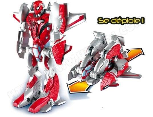Spider-Man - 37317 - Figurine - Spider-Man Movie - Flip & Attack Truck