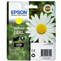 Cartouche dencre EPSON T1814 jaune XL
