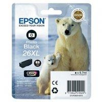 Cartouche dencre EPSON T2631 noir photo XL
