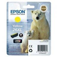 Cartouche dencre EPSON T2634 jaune XL