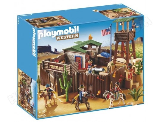 achat playmobil far west cavalerie playmobil. Black Bedroom Furniture Sets. Home Design Ideas