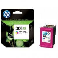 Cartouche dencre HP HP301 XL pack couleurs