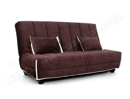 achat canap clic clac pas cher sur. Black Bedroom Furniture Sets. Home Design Ideas