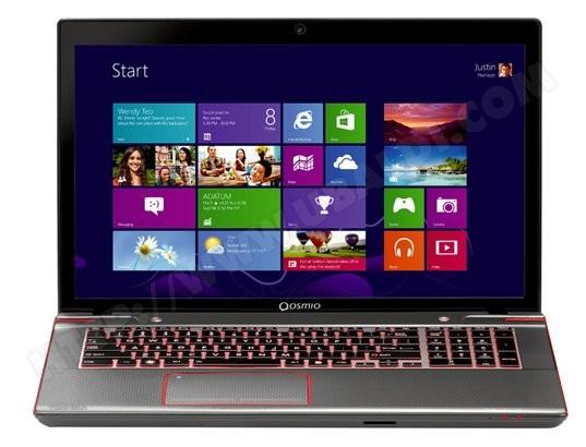 ordinateur portable Toshiba Qosmio