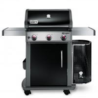 Barbecue gaz WEBER Spirit Premium E 310 black 46510353