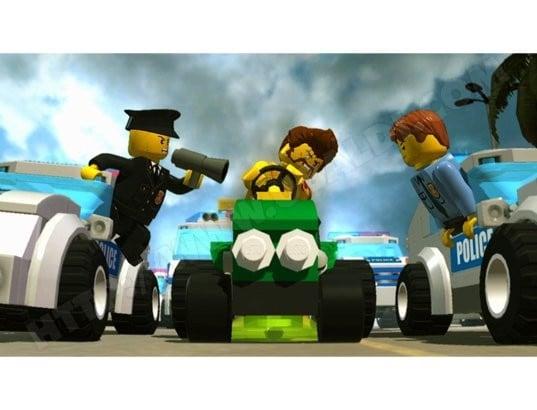 Nintendo Lego City : Undercover / Chase McCain - édition limitée Nintendo Wii U