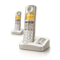 Téléphone sans fil PHILIPS XL3052C Duo perle