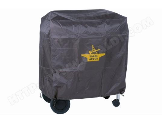 forge adour h100 housse chariot plancha 750 pas cher accessoire plancha livraison gratuite. Black Bedroom Furniture Sets. Home Design Ideas